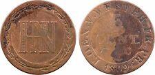 Allemagne, Westphalie, Jérôme Napoléon, 5 cent, 1809 - 49