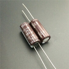 10pcs 560uF 25V NCC Nippon LXV 10x25mm 25V560F Low impedance Capacitor