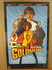 Vintage Austin Powers Goldmember 2002 movie poster 2543