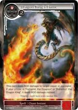Force of Will Dragon King's Flame - TAT-023 - R ~~MINT