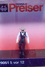 HO Preiser 29051 Old West SHERIFF  : 1/87 scale Individual Figure