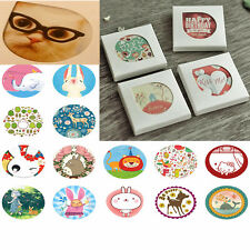 DIY 38Pcs Lovely Girl Paper Sticker Vintage Diary Decoration Scrapbooking CHI