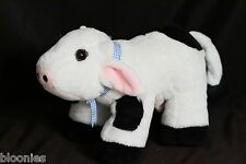 "Bobtail 10"" Sweet Cow Plush Toy Doll 2005"