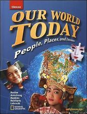 Our World Today, People Places, and Issues, Student Edition, Richard G. Boehm, D