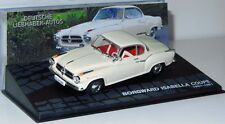Borgward Isabella Coupe - Cream - 1957-1961 - 1/43 Scale New In Case - 1st Post
