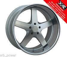 "XXR 968 18"" x 9J ET20 5x114 MACHINED FINISH - SET OF 4 WHEELS"