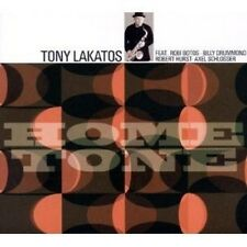 "TONY LAKATOS ""HOME TONE"" CD NEUWARE"