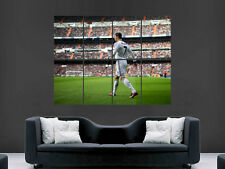 CHRISTIANO RONALDO REAL MADRID GIANT WALL POSTER ART PICTURE PRINT LARGE HUGE ,