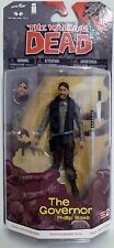 """THE GOVERNOR The Walking Dead amc TV Show 5"""" inch Comic Figure Series 2 2013"""