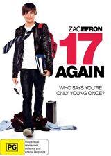 17 Again (DVD, 2009) LIKE NEW ... R 4