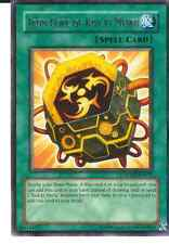 CARTA YU GI OH - IRON CORE OF KOA'KI MEIRU - RGBT-EN055 - RARA - IN INGLESE