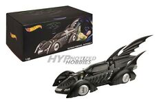 1:18 HOT WHEELS BATMAN FOREVER BATMOBILE BLY43