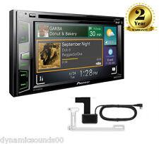 Pioneer AVH-X3800DAB 2-Din DVD Stereo DAB Digital Radio Bluetooth iPod + Aerial