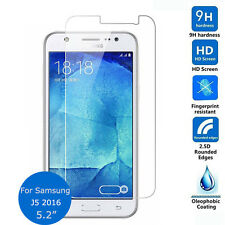 Tempered Glass Film Screen Protector for Samsung Galaxy J5 2016 SM-J510 Mobile