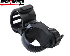 Universal rotating Band Bicycle bike holder Mount for OLIGHT STREMLIGHT JETbeam