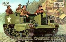 UNIVERSAL CARRIER II Mk II (CANADIAN, BRITISH & POLISH MARKINGS) 1/72 IBG