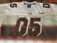 FUBU Athletic The Classic Collection Jersey Size 2XL # 05 Earth Tones - XXL