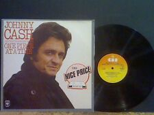 JOHNNY CASH One Piece At A Time  LP   Lovely copy !