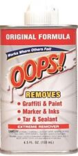HOMAX  4.5 OZ OOPS PAINT STAIN REMOVER ALL PURPOSE CLEANER 010572010260