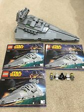 Lego Star Wars 75055 Star Destroyer *retired* Vader, Troopers, Imperial Officers