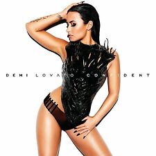 DEMI LOVATO - CONFIDENT  CD NEU