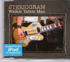 (EW650) Steriogram, Walkie Talkie Man - 2004 CD