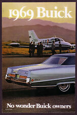 1969 Vintage Buick Electra 225 Car - 2-Page Photo Print AD