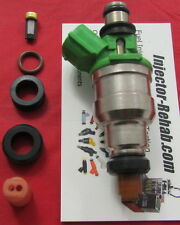 Fuel Injector Service Kit Mazda MPV 1989-1998 3.0 o-rings filters pintle cap