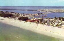 CLEARWATER, FL's FABULOUS BEACH ON THE GULF OF MEXICO 1968