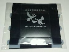 Japanese Pokemon Deck Box Case 2009 Official Gym Challenge Lugia Ho-oh Winner
