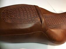 Harley Road Glide Street Glide gator Seat Cover