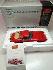 CMC 1/18 Ferrari 250 GT Berlinetta Passo Corto SWB 1961 Red #M-046