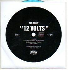 (713J) Das Glow, 12 Volts - DJ CD