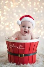 Vinyl Christmas Glitter Photography Background Photo Studio Backdrop 7X5ft Q440