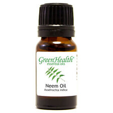 10 ml Neem Essential Oil (100% Pure & Natural) - GreenHealth