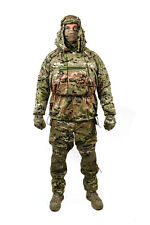 "Camouflage jacket and pants set ""Scout 2"" Multicam Red Army size M"