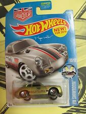 2016 HOT WHEELS CUSTOM COLOR PORSCHE 356A OUTLAW Gold