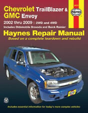 2002 - 2009 Chevy Trailblazer, GMC Envoy Olds Bravada Haynes Repair Manual 29619