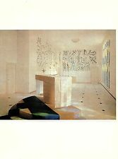 "1973 Vintage MATISSE ""DOMINICAN CHAPEL OF THE ROSARY, VENCE"" offset Lithograph"