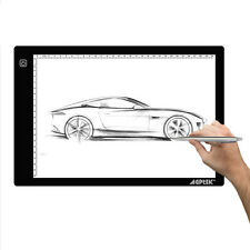 Digital Graphic Drawing Tablet Tattoo Art LED Light Box Board Table A4 Size
