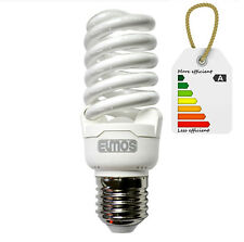 Longlife CFL Grow Light 24W 6500k E27 220-240V Fluorescent Bayonet Bulb Lamp