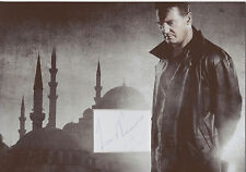 LIAM NEESON Signed 12X8 Photo Display TAKEN & SCHINDLERS LIST COA