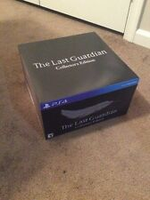 NEW The Last Guardian: Collector's Edition (Sony PlayStation 4, 2016) NIB Statue