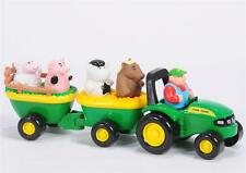 NEW John Deere Animal Sounds Hay Ride  4 Animal Sounds and Music (tbek34908)