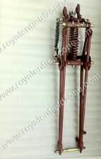 BRAND NEW ROYAL ENFIELD J J2 G G1 G2 COMPLETE GIRDER FORK ASSEMBLY