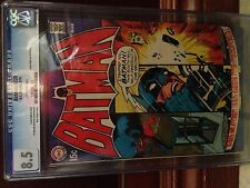 BATMAN #220 CGC 8.5 VF+ NEAL ADAMS COVER (ID 3240)