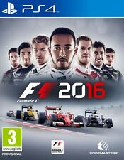 Formula 1 2016 (F1 2016) PS4