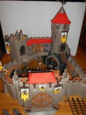 PLAYMOBIL 4865 Castle Lions Knights Empire King Queen