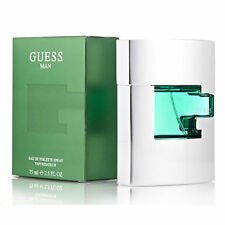 Guess Man by Guess 2.5 oz EDT Cologne for Men New In Box