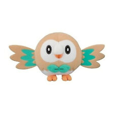 "Rowlet, Banpresto Pokemon Sun & Moon Starters 5"" Plush"